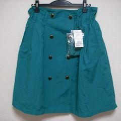 新品 プーラフリーム 約\5000 M~LL デザイン スカート