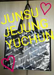 【JYJ★グッズバッグ】#ライブ#ジュンス#ジェジュン#ユチョン