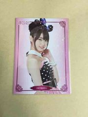 AKB48 前田亜美 2012 トレカ R013N