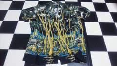 アロハシャツ クリームソーダ ロカビリー 東洋 サンサーフ ピンクドラゴン マックショウ ローラー