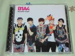 CD+DVD B1A4 Beautiful Target 初回限定盤A -Japanese ver.-