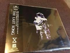XJAPAN 廃盤 THE LAST SONG