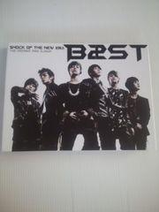 ビーストBEAST 2nd Mini Album-Shock Of The New Era
