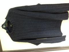 ヒューゴボス  長袖ウールセーター