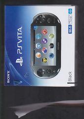 新品 PlayStation Vita Wi-Fiモデル ブラック
