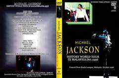 �ᑗ��������}�C�P���W���N�\�� HISTORY TOUR IN MALAYSIA 1996