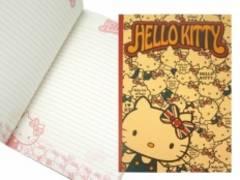 【キティ】可愛い学校や職場に♪クラフト表紙B5ノートユニオンジャック