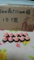 小さなアポロチョコレート10個