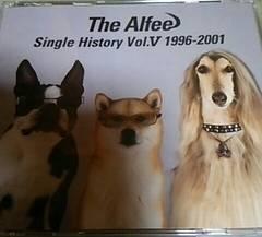 2枚組ベストCD The ALFEE Vol.�X 1996-2001 アルフィー