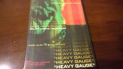 "GLAY「ARENA TOUR 2000""HEAVY GAUGE""」DVD2枚組"