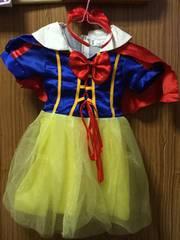 ハロウィーン用 白雪姫衣装セット 美品