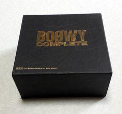 BOOWY COMPLETE 10���g�A���o�� CD-BOX 114�� �X������ �����A