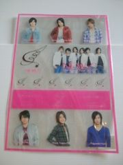 NEWS Concert Tour2007シール送料込み