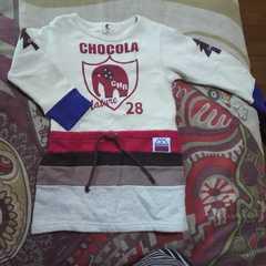 CHOCOLA/ショコラスエット ワンピース 100�p