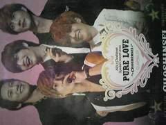 超新星 PURE LOVE DVD