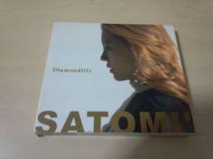 SATOMi CD「Diamondlily」初回限定盤DVD付●