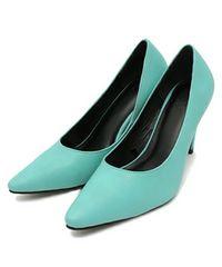 新品タグ付アズールバイマウジーAZUL5389円ハイヒールパンプス靴