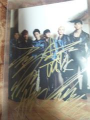 2PM 全員直筆サイン写真