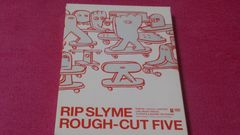 RIP SLYME ROUGH-CUT FIVE DVD �A枚組