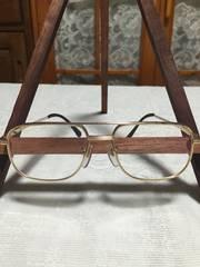 紳士用ゴールド眼鏡