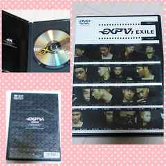 EXILE DVD EXPV1���؏�r��SHUN ATSUSHI HIRO MAKIDAI USA MATSU