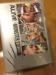 BIGBANG ALIVE MONSTER edition