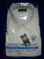 ☆Modern Classic♪形態安定シャツ 45-78♯新品�C☆