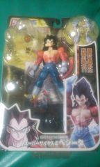 ドラゴンボール 超龍伝 スーパーサイヤ人4 ベジータ