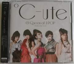 ★新品未開封★ ℃-ute �G Queen of J-POP 初回限定盤A CD+DVD