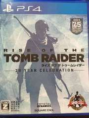 送料込み ライズオブザ トゥームレイダー PS4 即決 美品