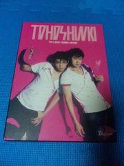 東方神起 「TONE」 Bigeast ファンクラブ限定版 CD+DVD&イヤホン付(未使用)