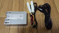 超激安 正規品 美品 DENSO  ETC  DIU-9200 (PS) フルセット
