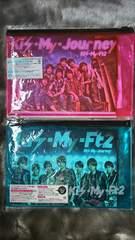 Kis-My-Ft2☆Kis-My-Journey初回限定A+B☆CD+DVD☆キスマイ