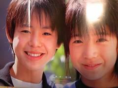 有岡大貴+中島裕翔ピンナップ(2005年)