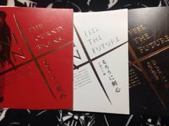 るろうに剣心 パンフレット 全3冊 佐藤健 江口洋介 福山雅治