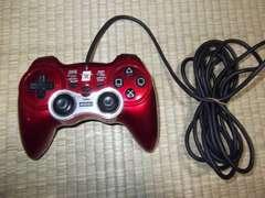 即決 ホリパッド3ターボ レッド (USB接続対応)
