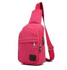 レディースにも ピンク色 シンプル,使いやすい ショルダーバッグ