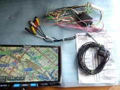 ☆ストラーダ 一体型(2DIN) HDDナビ CN-HDS630D 地図最新