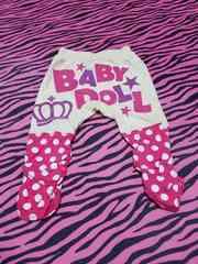 BABY DOLL��DIS�R���{�����L�[�p���c90�p