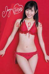 【送料無料】AKB48渡辺麻友 写真5枚セット<サイン入> 52