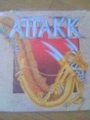 ATTAKK!●ATTAKK!  アナログLP 未CD化