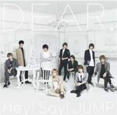 ���� Hey! Say! JUMP DEAR.(2CD) ��������2 �V�i���J��
