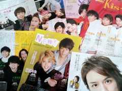 ★タッキー&NEWS&関ジャニ&KAT-TUN&HSJ&KMF2&SZ★切り抜き★ページ繋