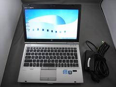 HP 2560p i5 2.3GHz 320G 8G DVD ���� Win7 64bit