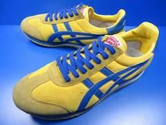 1799■アシックスオニツカタイガー TFW008 黄×青です。