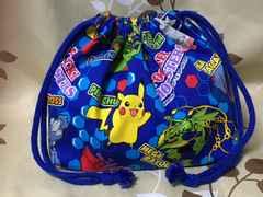 ハンドメイド/ポケモン�B/お弁当袋