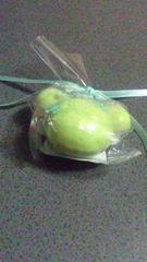 ディズニー ミッキー型 石鹸 ハッピーソープ グリーンアップルの香り