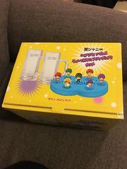 関ジャニ∞新品未開封ペアジョッキ&しゃべるエイトフィギュア