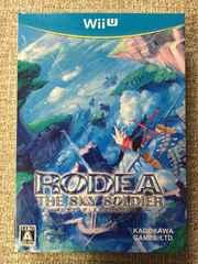 ロデア・ザ・スカイソルジャー新品未開封 RODEA THE SKY SOLDIER