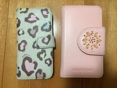 ☆マーキュリーデュオ、nina mewiPhone5sケース☆